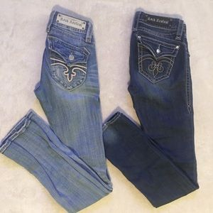 Rock Revival Jeans - ROCK REVIVAL JEANS